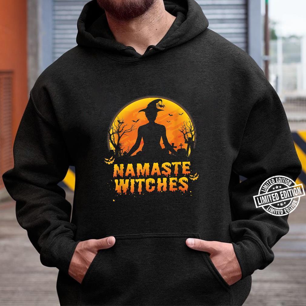 Namaste Witches Yoga T-shirt or Hoodie or Sweatshirt